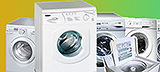 Ремонт стиральных машин в Пензе за 3 часа. Частный мастер. Выезд. Гарантия 6 месяцев. Запчасти для стиральных машин.